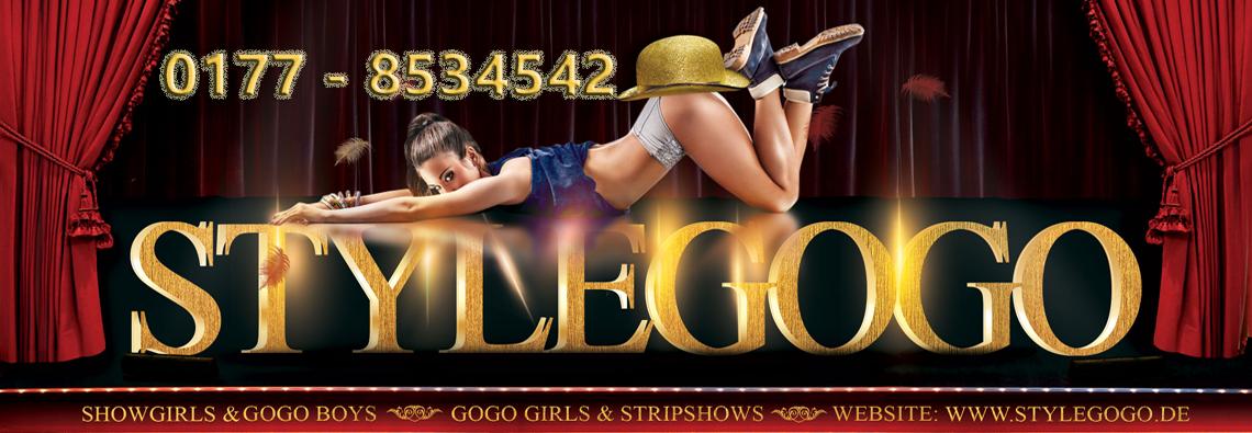 Agentur Style-Gogo für Eventpersonal und Go Go´s